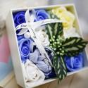 Flores jabón