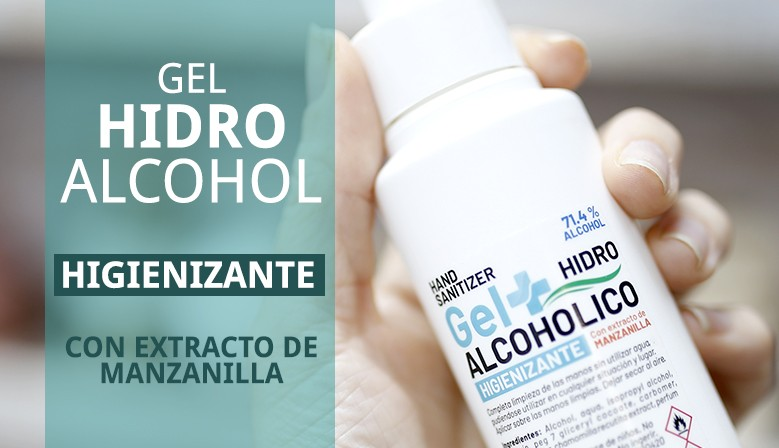Geles hidroalcoholicos al por mayor
